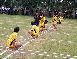 essay on kho kho